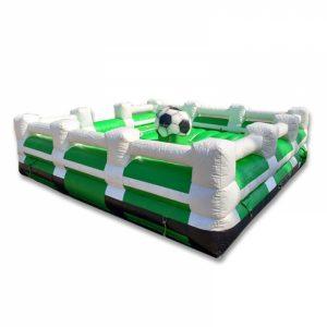 voetbal rodeo simulator huren